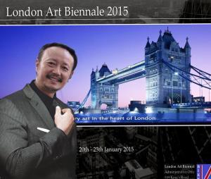 Year 2015 London Art Biennale