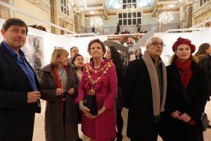 伦敦双年展新闻照2015